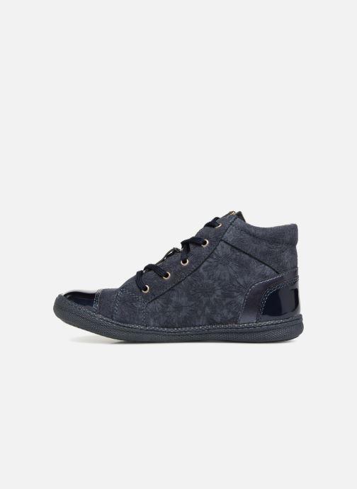 Sneaker Primigi Fiamma blau ansicht von vorne