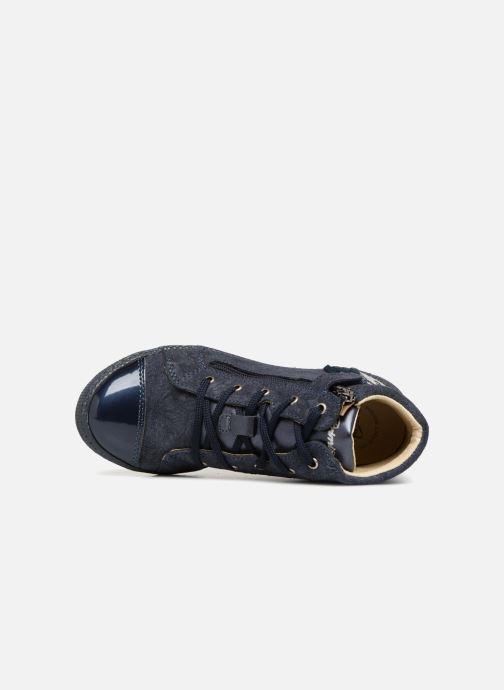 Sneaker Primigi Fiamma blau ansicht von links
