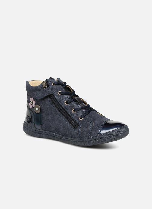 Sneaker Primigi Fiamma blau detaillierte ansicht/modell
