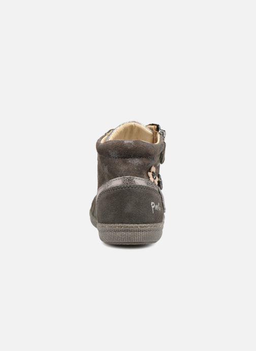 Sneakers Primigi Fiamma Grå Se fra højre