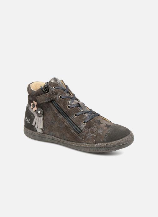 Sneakers Primigi Fiamma Grå detaljeret billede af skoene