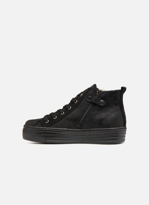 Sneaker Primigi Florenza schwarz ansicht von vorne