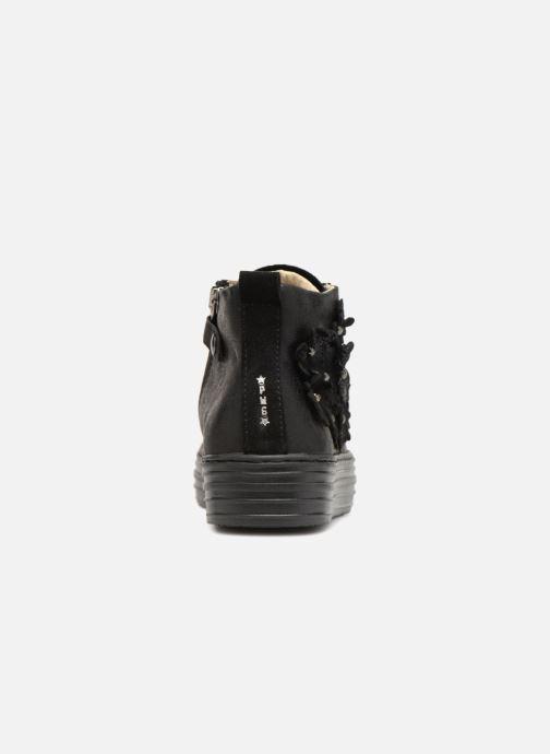Sneaker Primigi Florenza schwarz ansicht von rechts