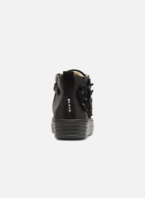 Trainers Primigi Florenza Black view from the right