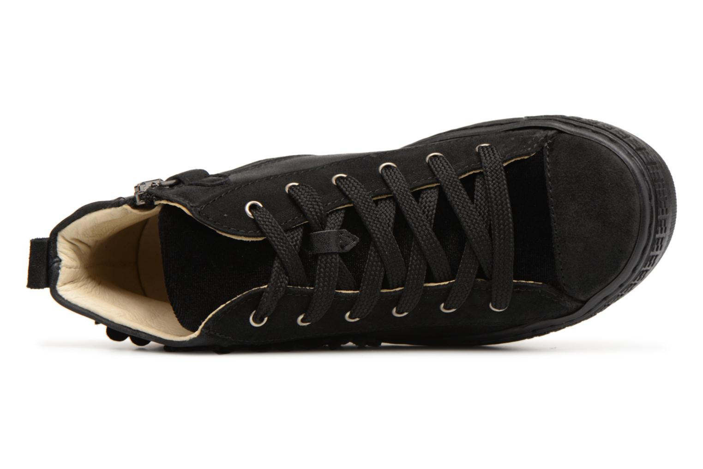 Sneakers Primigi Florenza Zwart links