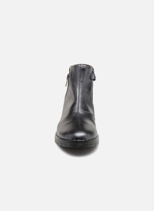 Bottines et boots Primigi Clelia Gris vue portées chaussures