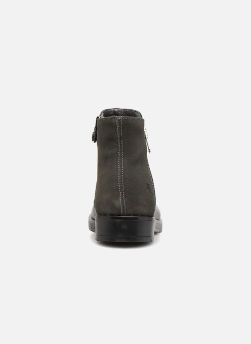 Ankle boots Primigi Clelia Grey view from the right