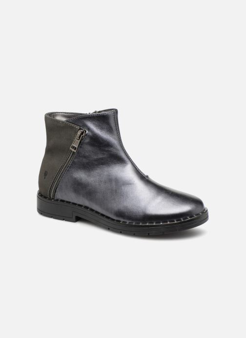 Ankle boots Primigi Clelia Grey detailed view/ Pair view