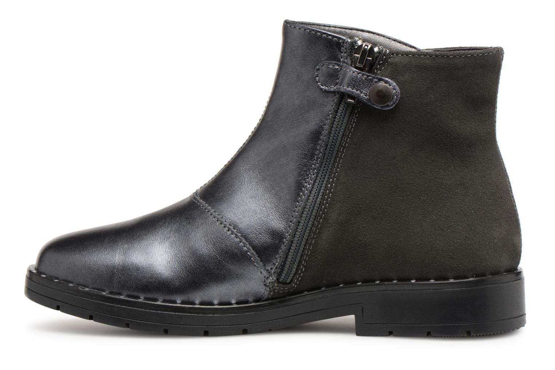 Stiefeletten & Boots Primigi Clelia grau ansicht von vorne