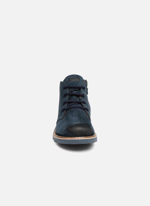Bottines et boots Primigi Alceo Bleu vue portées chaussures