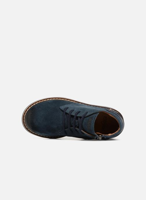 Bottines et boots Primigi Alceo Bleu vue gauche