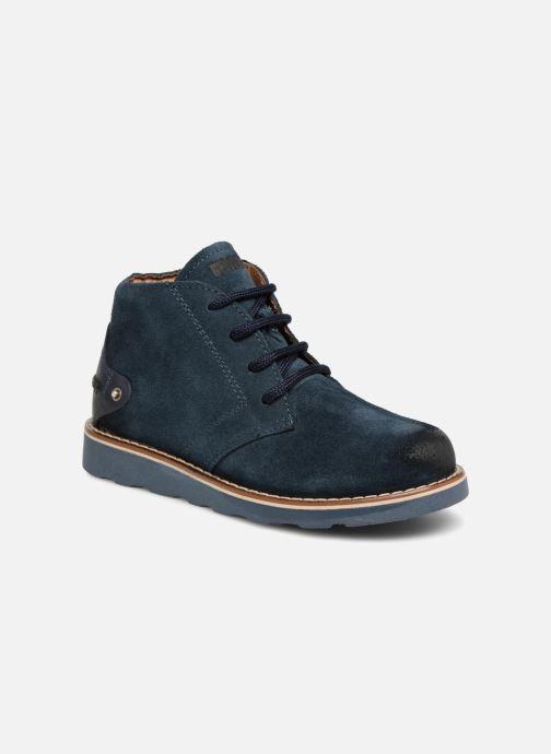 Bottines et boots Primigi Alceo Bleu vue détail/paire