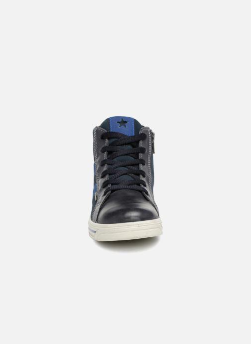 Sneaker Primigi Fabiano GTX blau schuhe getragen