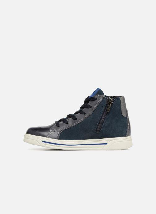 Sneaker Primigi Fabiano GTX blau ansicht von vorne