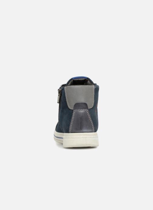 Sneaker Primigi Fabiano GTX blau ansicht von rechts