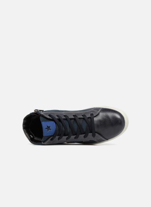 Sneaker Primigi Fabiano GTX blau ansicht von links