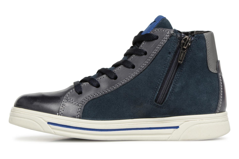 Sneakers Primigi Fabiano GTX Blauw voorkant