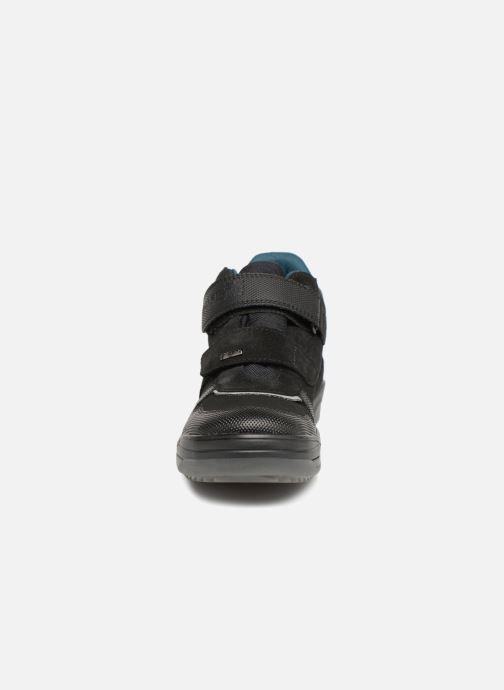 Sneaker Primigi Felice GTX schwarz schuhe getragen