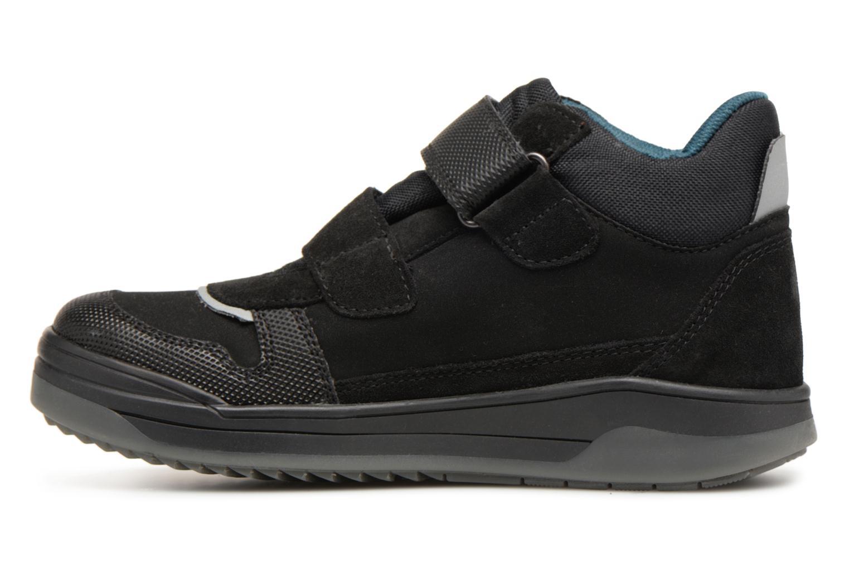 Sneaker Primigi Felice GTX schwarz ansicht von vorne