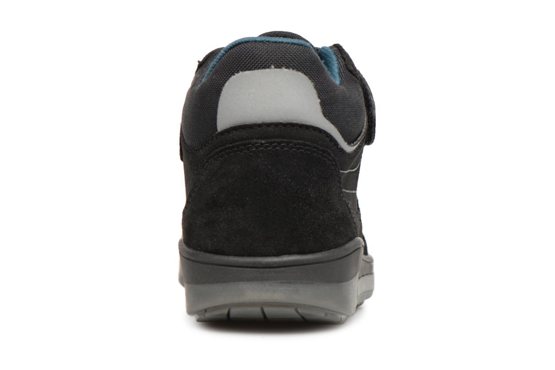 Sneaker Primigi Felice GTX schwarz ansicht von rechts
