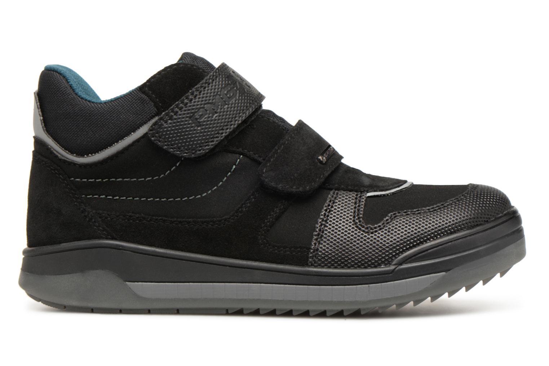 Sneaker Primigi Felice GTX schwarz ansicht von hinten