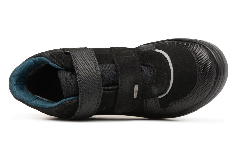 Sneaker Primigi Felice GTX schwarz ansicht von links