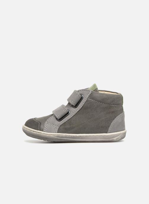 Stiefeletten & Boots Primigi Salva grau ansicht von vorne