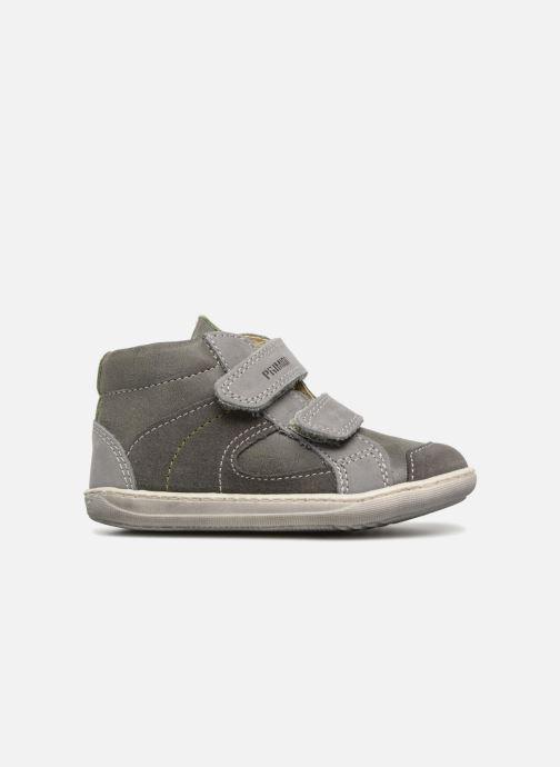 Stiefeletten & Boots Primigi Salva grau ansicht von hinten