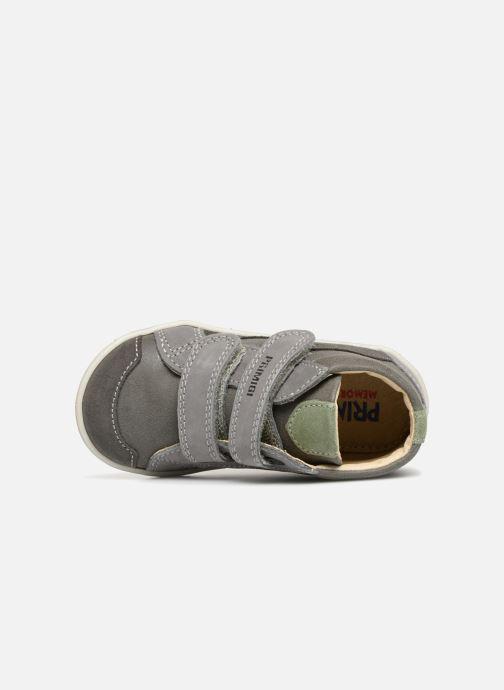 Stiefeletten & Boots Primigi Salva grau ansicht von links