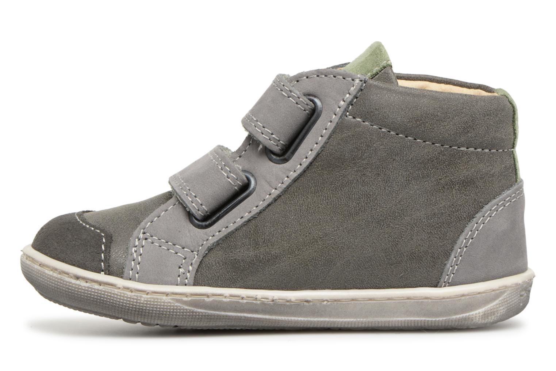 Ankle boots Primigi Salva Grey front view