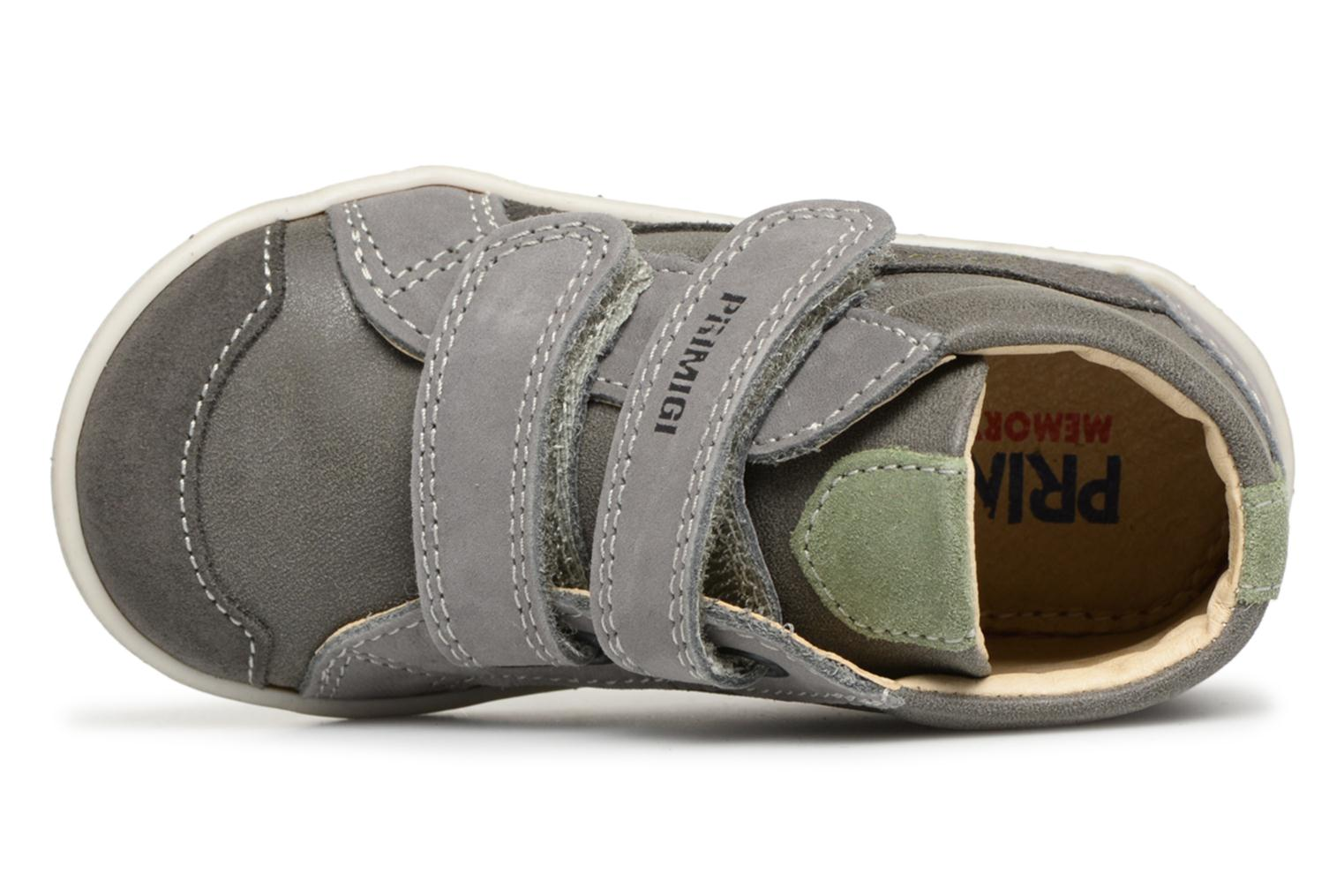 Ankle boots Primigi Salva Grey view from the left