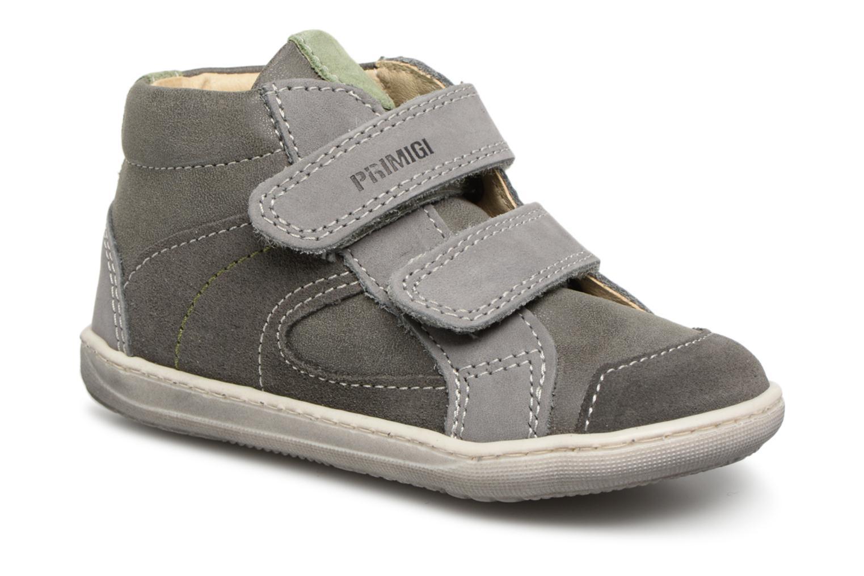 Boots en enkellaarsjes Primigi Salva Grijs detail