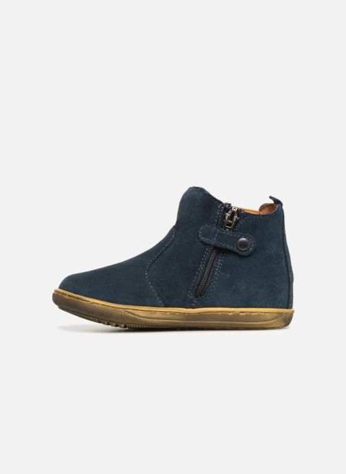 Boots en enkellaarsjes Primigi Celestino Blauw voorkant