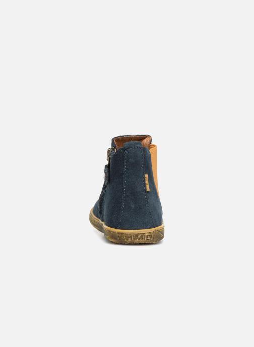 Boots en enkellaarsjes Primigi Celestino Blauw rechts
