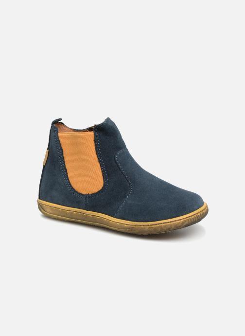 Boots en enkellaarsjes Primigi Celestino Blauw detail