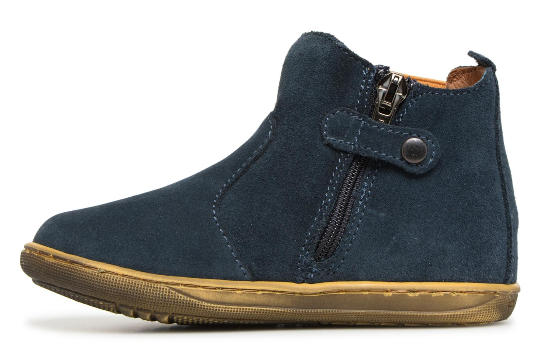 Stiefeletten & Boots Primigi Celestino blau ansicht von vorne