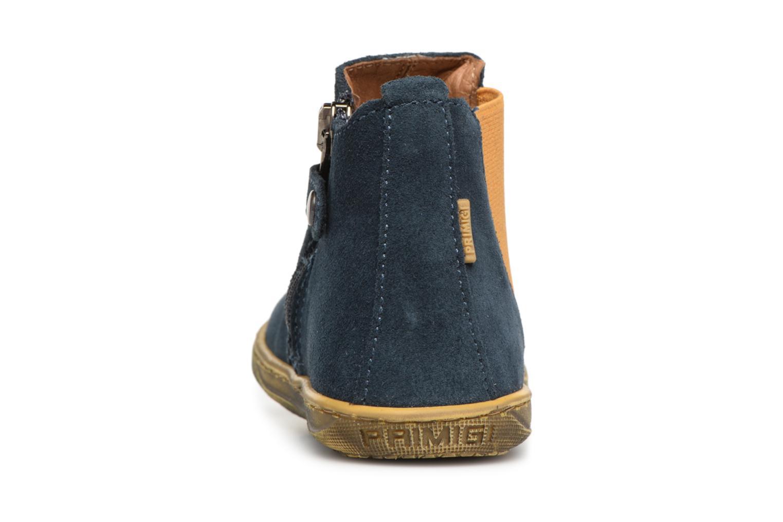 Stiefeletten & Boots Primigi Celestino blau ansicht von rechts