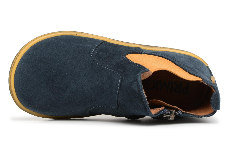 Stiefeletten & Boots Primigi Celestino blau ansicht von links