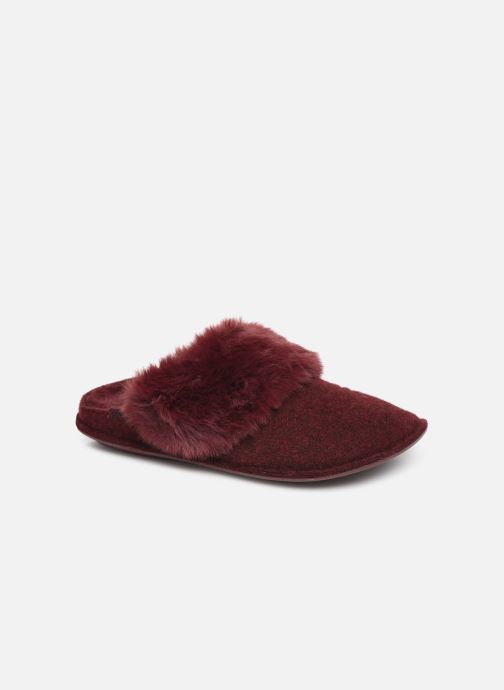 Pantofole Crocs Classic Luxe Slipper Bordò vedi dettaglio/paio
