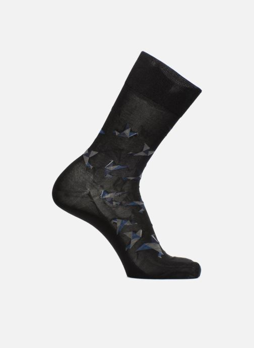 Socks & tights Falke Chaussettes PAPER CRAIN SOCK Black detailed view/ Pair view