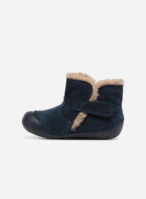 Stiefel Primigi Morena blau ansicht von vorne