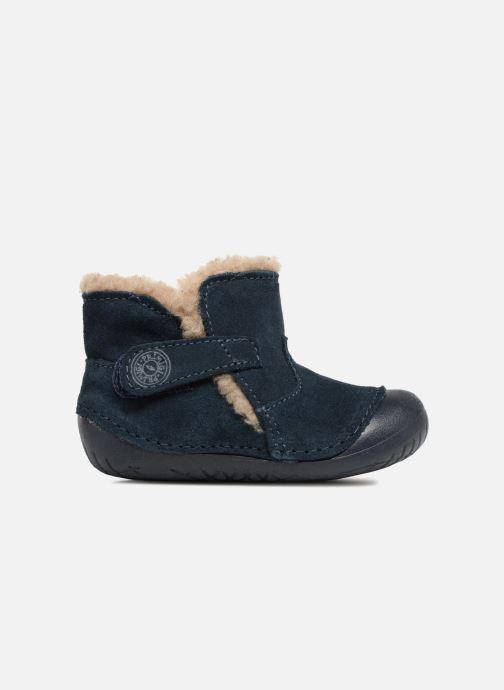 Stiefel Primigi Morena blau ansicht von hinten