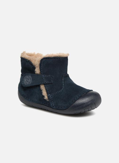 Støvler & gummistøvler Primigi Morena Blå detaljeret billede af skoene