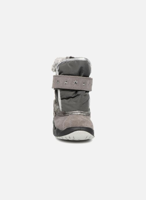 Chaussures de sport Primigi Marzia GTX Gris vue portées chaussures