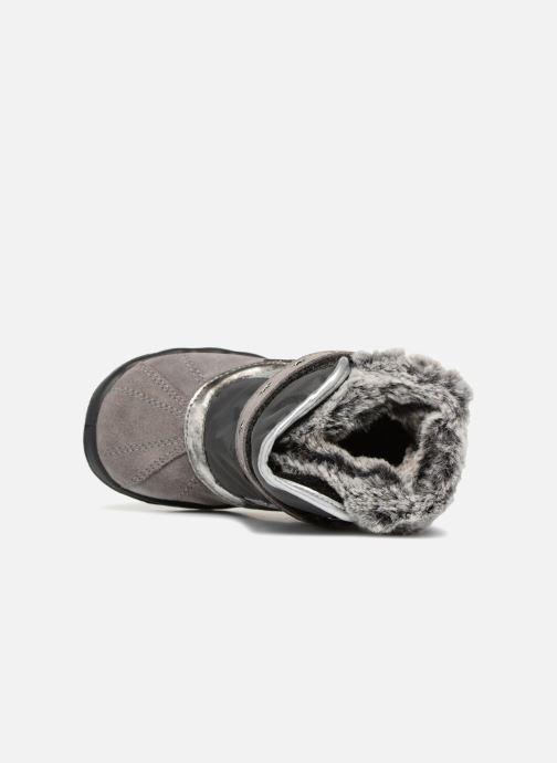 Chaussures de sport Primigi Marzia GTX Gris vue gauche