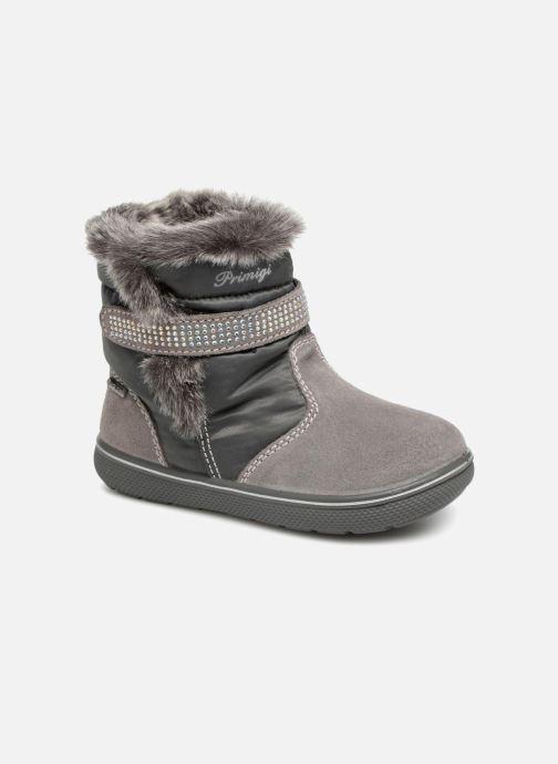 Sport shoes Primigi Katerina GTX Grey detailed view/ Pair view