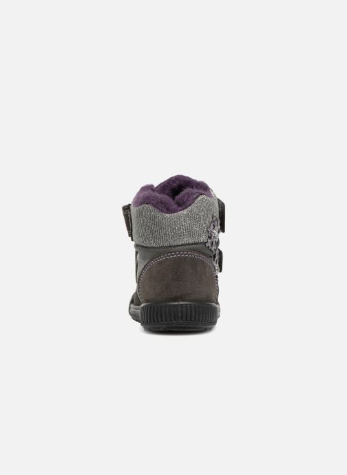 Zapatillas de deporte Primigi Flaviana GTX Gris vista lateral derecha