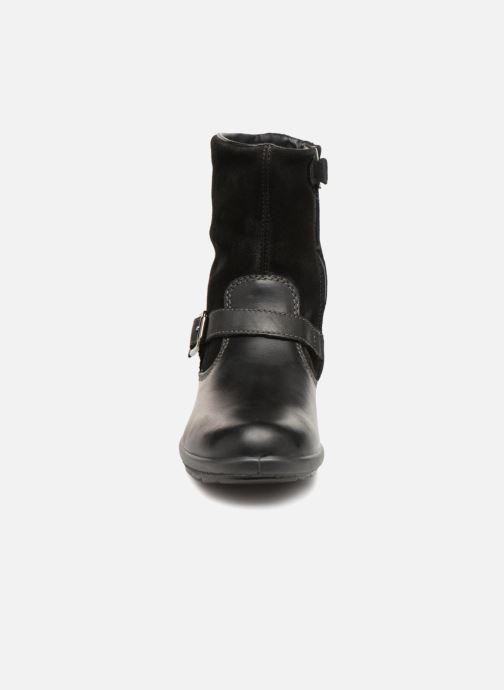 Bottes Primigi Martina GTX Noir vue portées chaussures