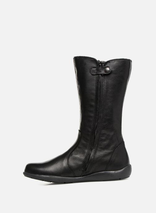 Boots & wellies Primigi Nives Black front view