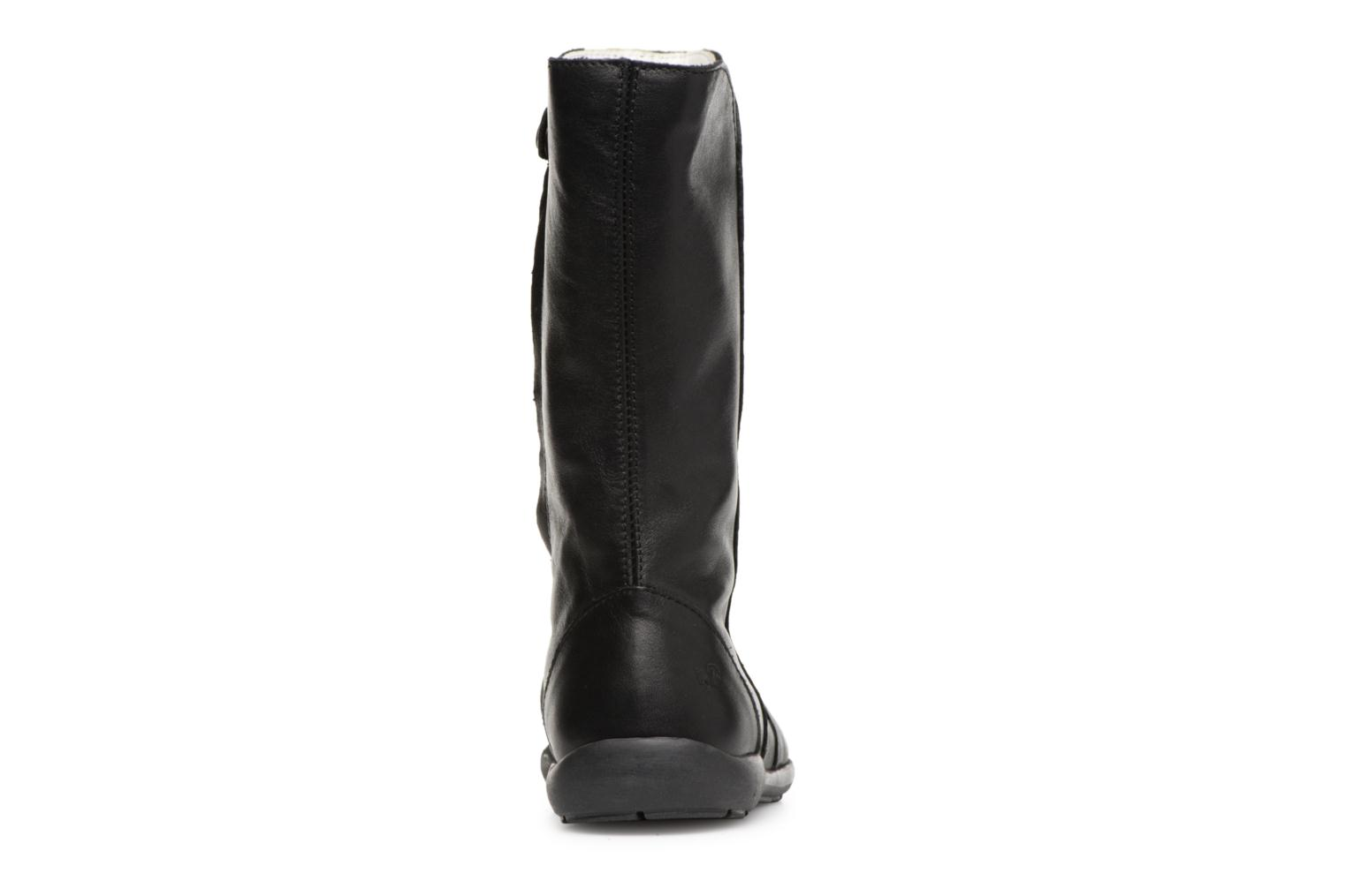 Boots & wellies Primigi Nives Black view from the right